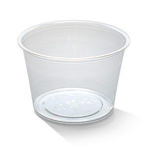 Compostable Clear Deli Containers