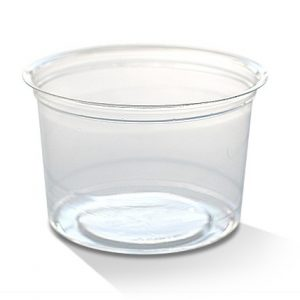 Plastic Deli Container